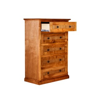 Reviews Molina 5 Drawer Dresser by Loon Peak
