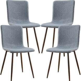 Amir Upholstered Dining Chair (Set of 4)