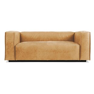Cleon 74 Leather Sofa by Blu Dot