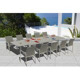 Montalto 11 Piece Dining Set