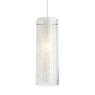 Dawson 1-Light Cylinder Pendant by Orren Ellis