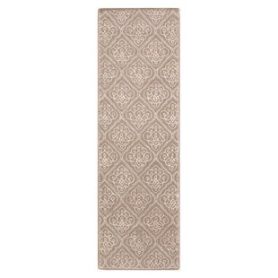 Camarillo Hand-Tufted Wool Dove Gray Area Rug by House of Hampton
