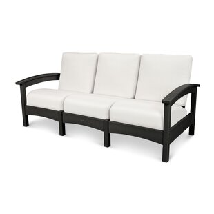 Rockport Club Sofa By Trex Outdoor