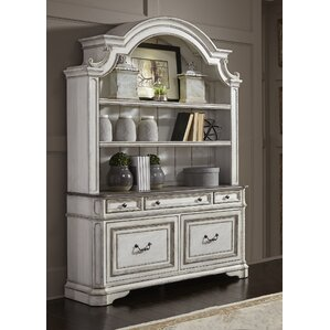Renoncule China Cabinet by Lark Manor