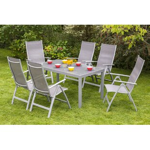 Vallee 6 Seater Dining Set Image