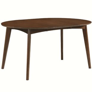 Dyer Avenue Mid-Century modern Extendable Dining Table