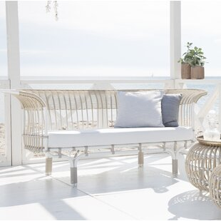 Franco Albini Belladonna Exterior Patio Sofa With Cushions by Sika Design 2019 Sale