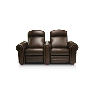 Bass Palermo Home Theater Lounger (Row of 2)