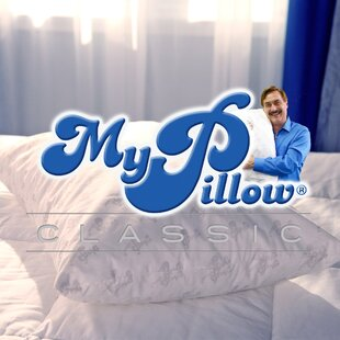 Classic Series Firm Bed Pillow