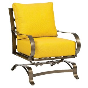 Cascade Patio Dining Chair with Cushion
