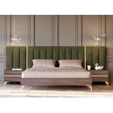 Josey Velvet Platform 3 Piece Bedroom Set by Brayden Studio
