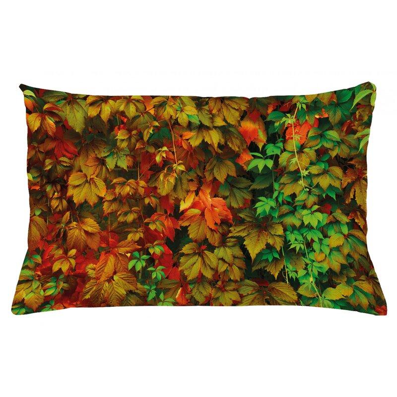 East Urban Home Fall Indoor Outdoor Lumbar Pillow Cover Wayfair