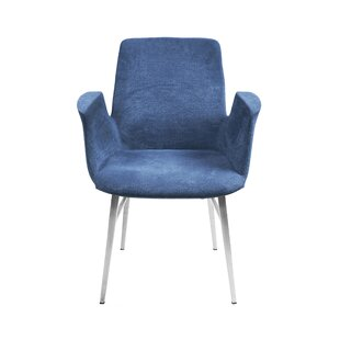 Best Reviews Pranav Upholstered Dining Chair by Orren Ellis