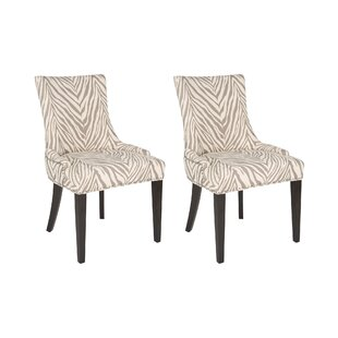 Shirly Parsons Chair (Set of 2) by World Menagerie