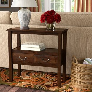 Bockman Console Table by Charlton Home