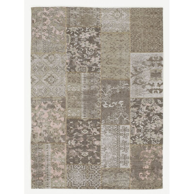 Velour Natural Area Rug