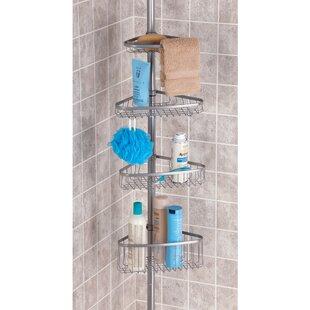 Corner Design Shower & Bath Cads You'll Love   Wayfair on shower caddies that won't rust, shower gel, shower door bottom plastic glide, shower shelves, shower heads, shower tray, shower enclosures, shower floors, shower tile, shower cap,
