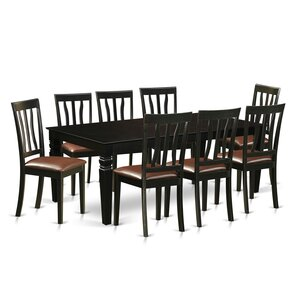 Anthem 9 Piece Dining Set by Darby Home Co