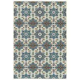 Olin Ivory Indoor/Outdoor Area Rug
