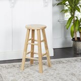 Aario 24'' Counter Stool by Red Barrel Studio®