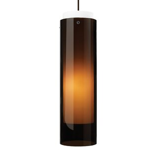 Tech Lighting Echo 1-Light Cylinder Pendant