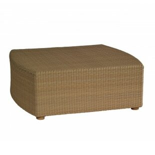 Oasis Cocktail Wicker Coffee Table