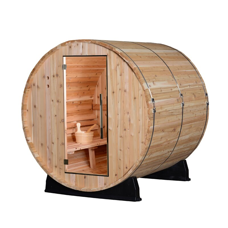 Pinnacle 4 Person Traditional Steam Sauna