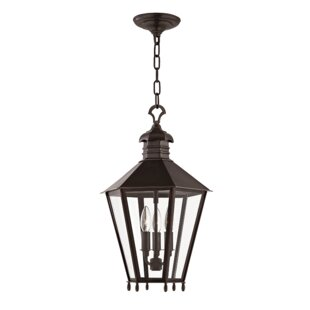 Ericson 3-Light Outdoor Hanging Lantern