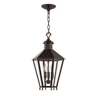 Ericson 3-Light Outdoor Hanging Lantern