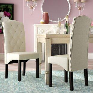 Willa Arlo Interiors Emelie Side Chair (Set of 2)