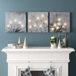 Led Lighted Canvas Wall Art | Wayfair