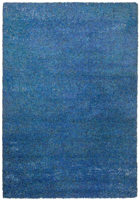 theko handgefertigter teppich young fashion in blau gr n bewertungen. Black Bedroom Furniture Sets. Home Design Ideas