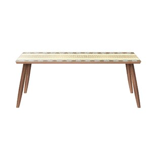Updike Coffee Table by Bungalow Rose Design