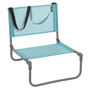 Lafuma CB Folding Beach Chair (Set of 6)