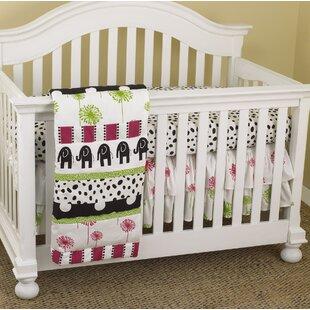 Coupon Hottsie Dottsie 3 Piece Crib Bedding Set ByCotton Tale