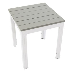 Akia Aluminium Side Table By Sol 72 Outdoor