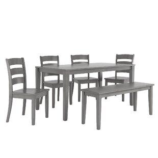 Alverson 6 Piece Dining Set