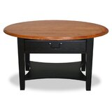 Wilfredo Solid Wood Coffee Table with Storage by Charlton Home®