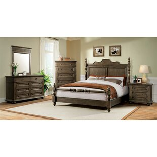 Canora Grey Nugent Poster Bed