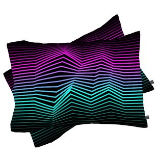 Three of the Possessed Miami Nights Pillowcase