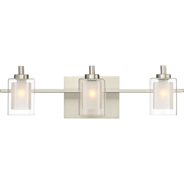 new concept 2c314 153ea Modern Vanity Lighting | AllModern