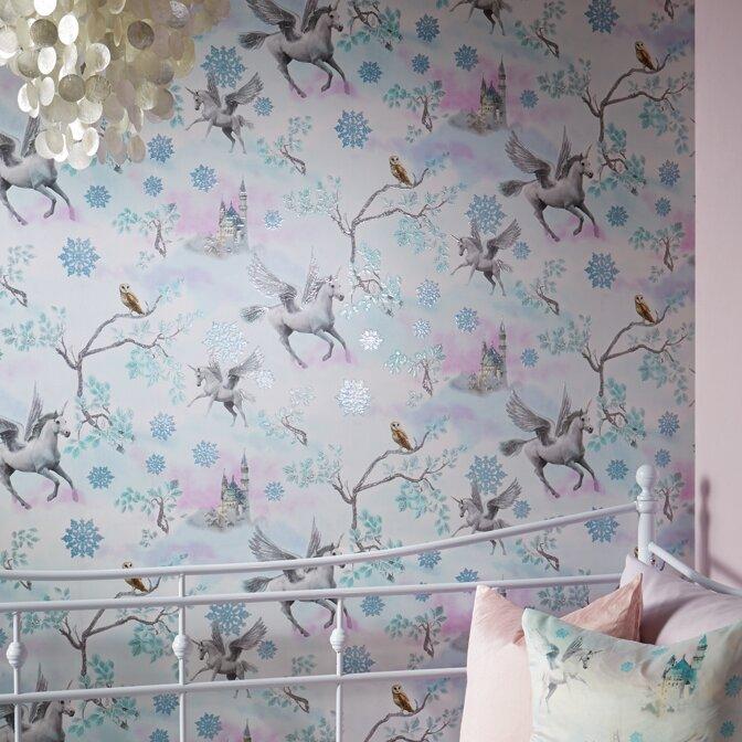 Fairytale 21 X 395 Wallpaper Roll