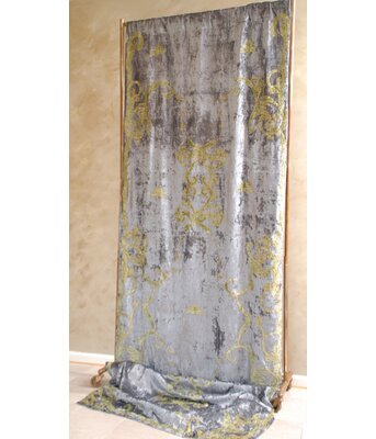 Blue Velvet Curtains Amp Drapes You Ll Love In 2020 Wayfair