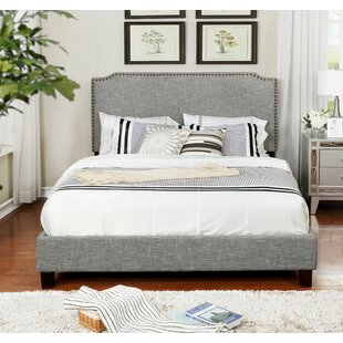 Bridgette Upholstered Platform Bed