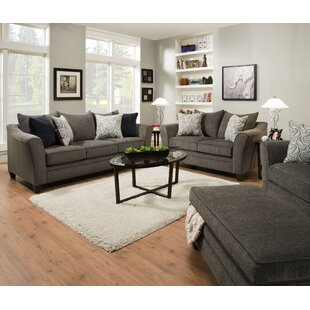 Latitude Run Heath Configurable Living Room Set