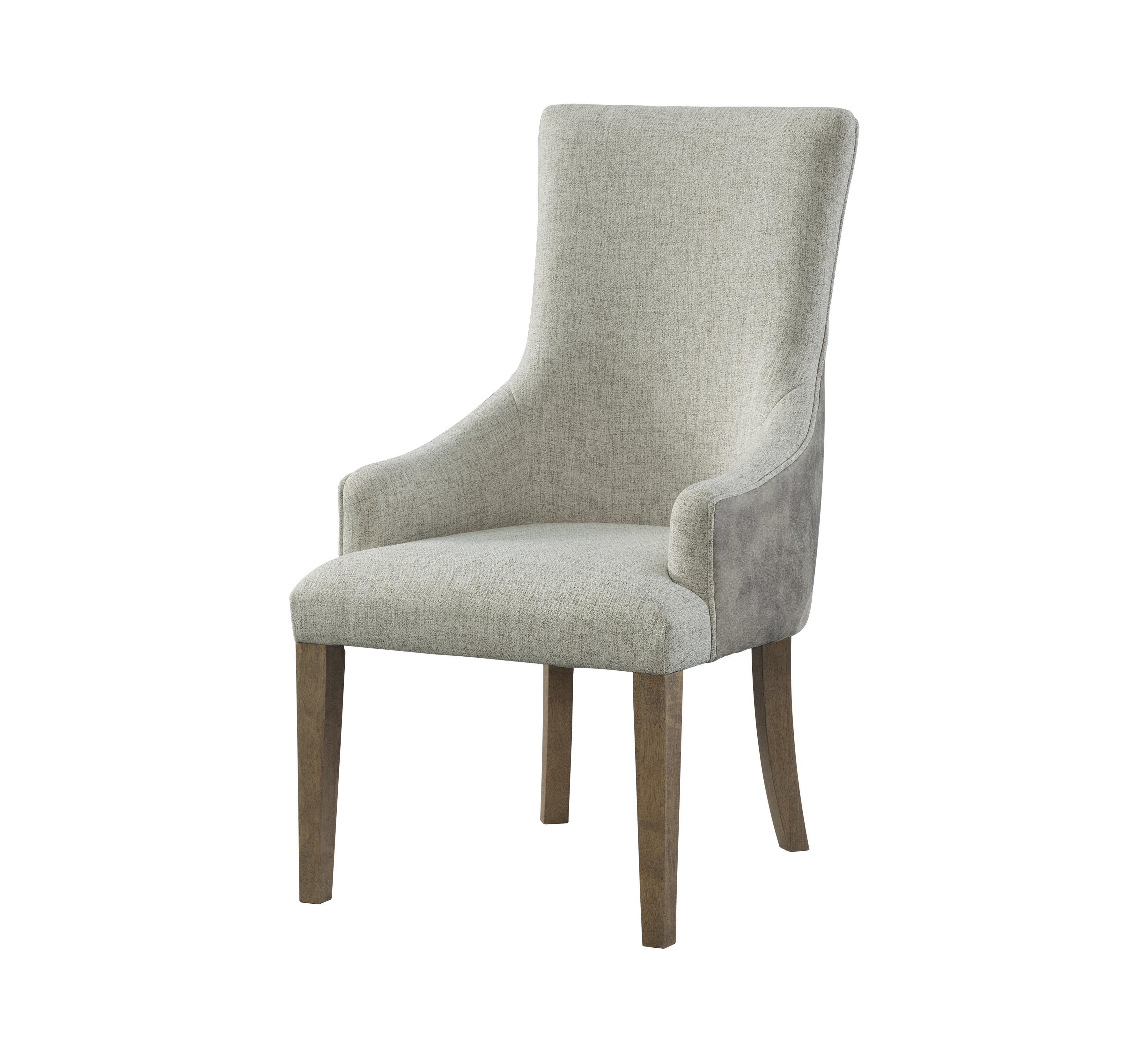 Gracie Oaks Schwenk Upholstered Dining Chair Wayfair