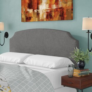 Surrey Upholstered Panel Headboard by Andover Mills Design