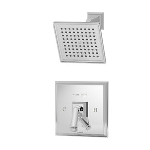 Coupon Oxford Pressure Balance Shower System with Lever Handle BySymmons