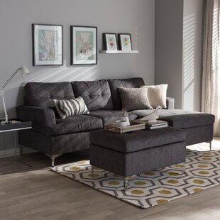 Utley Sectional by Orren Ellis