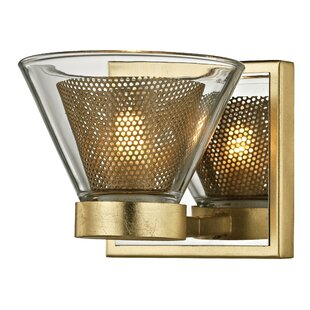 Hershel 1-Light LED Bath Sconce by Ivy Bronx